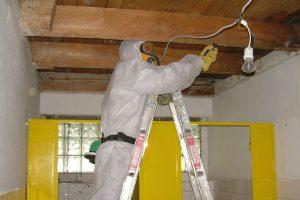 Sanierung PCP-kontaminierter Holzbalken